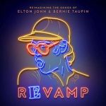 Various Artists Elton John Revamp Cover