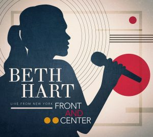 Beth Hart Front And Center - Live From New York Cover