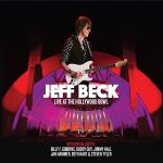 Jeff Beck Live At The Hollywood Bowl Cover
