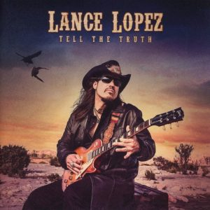 Lance Lopez Tell The Truth Cover