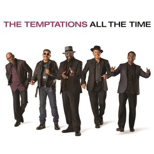 The Temptations All The Time Cover