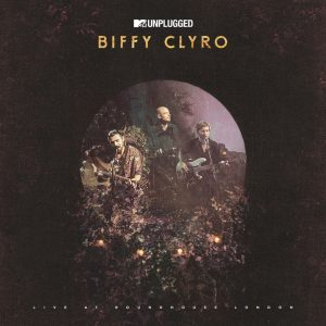 Biffy Clyro MTV Unplugged Live At Roundhouse London Cover