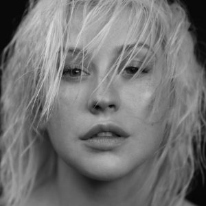 Christina Aguilera Liberation Cover