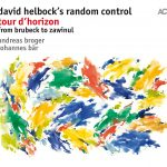 David Helbock's Random Control Tour d'horizon Cover