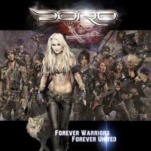 Doro Forever Warriors Forever United Cover