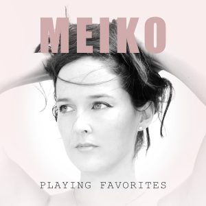 Meiko Playing Favorites Cover
