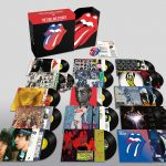 The Rolling Stones Studio Albums Vinyl Collection 1971-2016 Cover