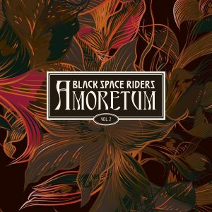Black Space Riders Amoretum Vol 2 Cover