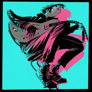 Gorillaz The Now Now Cover