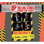 The Rolling Stones From The Vault_No Security - San Jose 1999 Cover