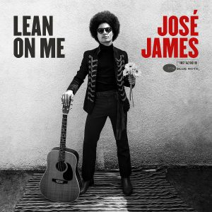 Jose James Lean On Me Cover