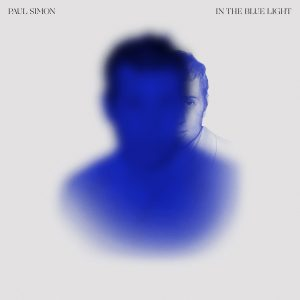 Paul Simon In The Blue Light Cover