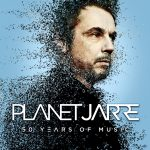 Jean-Michel Jarre Planet Jarre Cover