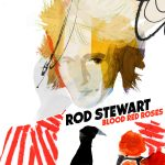 Rod Stewart Blood Red Roses Cover