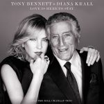 Tony Bennett & Diana Krall Love Is Here To Stay Cover