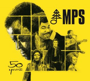 Various 50 Years MPS Cover