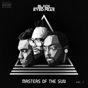 Black Eyed Peas Masters Of The Sun Vol 1 Cover