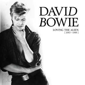 David Bowie Loving The Alien 1983-1988 Cover