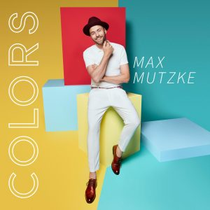 Max Mutzke Colors Cover