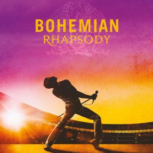 Queen Bohemian Rhapsody-The Original Soundtrack Cover