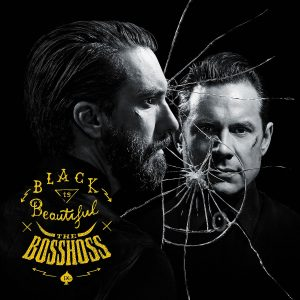 The BossHoss Black Is Beautiful Cover