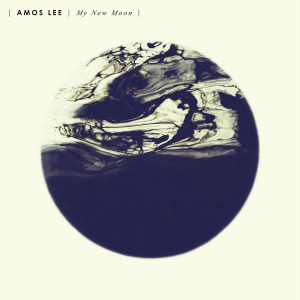 Amos Lee My New Moon Cover