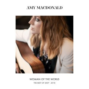 Amy MacDonald Woman Of The World  Cover