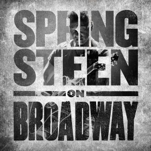 Bruce Springsteen Springsteen On Broadway Cover
