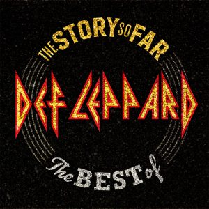 Def Leppard The Story So Far Cover
