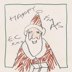 Eric Clapton Happy Xmas Cover