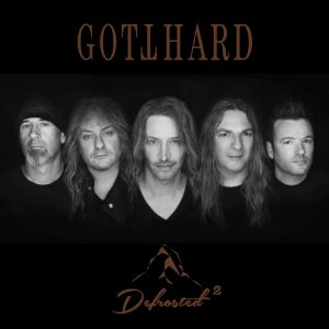 Gotthard Defrosted 2 Cover