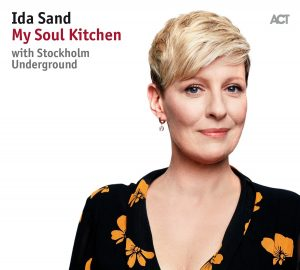 Ida Sand My Soul Kitchen Cover
