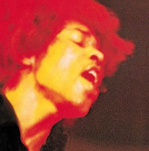 Jimi Hendrix Electric Ladyland Cover