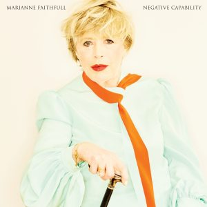 Marianne Faithful Negative Capability Cover