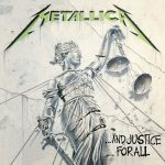 Metallica And Justice For All Remastered Cover