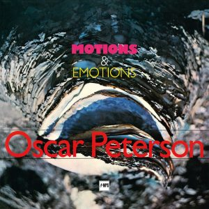 Oscar Peterson Motions and Emotion Cover