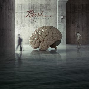 Rush Hemispheres (40th Anniversary) Cover