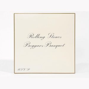 The Rolling Stones Beggars Banquet 50th Anniversary Edition Cover