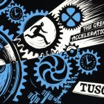 Tusq The Great Acceleration Cover