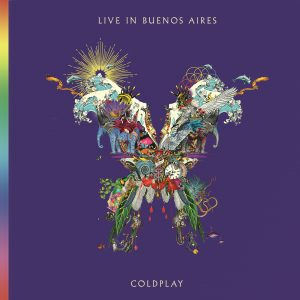 Coldplay Live In Buenos Aires Cover