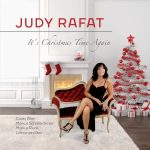 Judy Rafat It's Christmas Time Again Cover