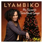 Lyambiko My Favourite Christmas Songs Cover