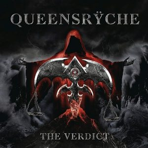 Queensryche The Verdict Cover