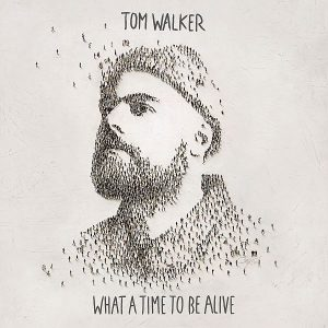 Tom Walker What A Time To Be Alive Cover