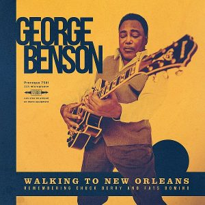 George Benson Walking To New Orleans Cover