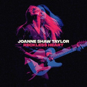 Joanne Shaw Taylor Reckless Heart Cover