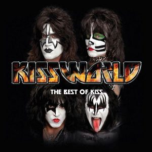 KISS Kissworld - The Best Of Kiss Cover