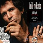 Keith Richards Talk Is Cheap Cover