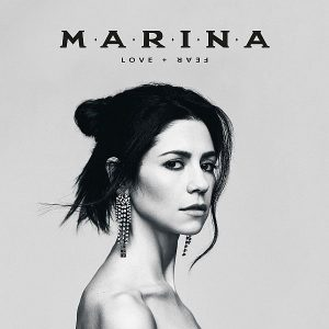Marina Love and Fear Cover