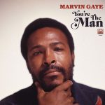 Marvin Gaye You're The Man Cover